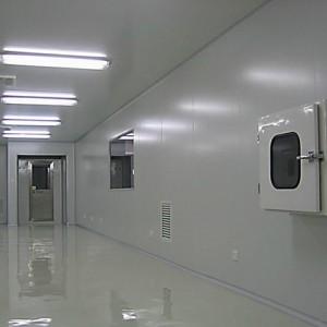 重点先容无尘室定义及无尘室等级