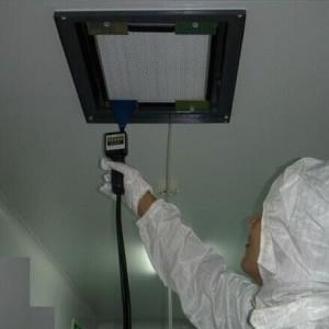 揭密高效空气过滤器扫描检漏测试方法要点