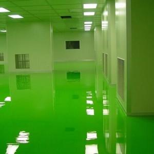 环氧树脂地坪性能特点及环氧树脂地坪施工工序