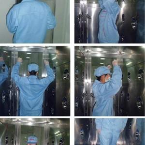 广州梓净分析风淋室的工作流程