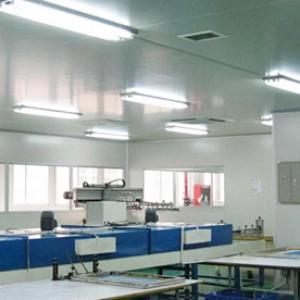 洁净室照度检测要求的一般规定