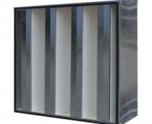 镀锌框组合式高效过滤器