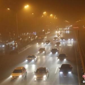 大事件北京PM2.5爆表