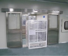 全自动平移门货淋室