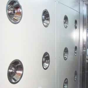 红外线感应风淋室的工作原理是什么?