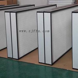 FFU高效过滤器的容尘量是多少?