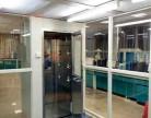洁净棚在LCD生产车间的应用和风淋室的作用
