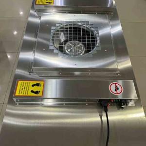 FFU高效送风口用什么仪器检测风量洁净程度