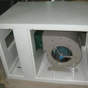 新风柜过滤箱在GMP制药厂,实验室,生物实验,LED光电,食品加工等新风要求