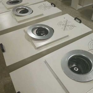 FFU集成控制系统如何设计(洁净棚,层流罩)