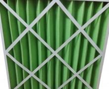 纸框折叠式初效过滤器