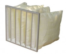 化纤袋式初效过滤器