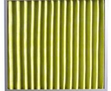 折叠板式中效过滤器
