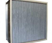 耐400℃高温高效过滤器