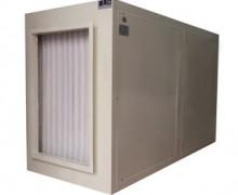 冷板烤漆新风柜