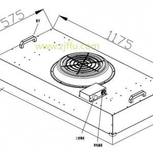 标准FFU图纸设计图