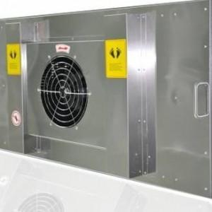 实验室空气净化设备FFU风机过滤单元均匀布置