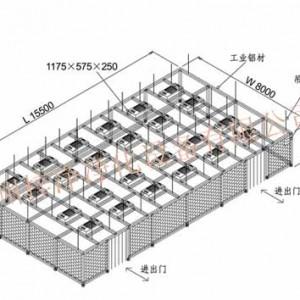 洁净棚方案与层流罩设计(图文解)