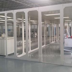 洁净棚支撑和更换FFU过滤单元的装置技术参数