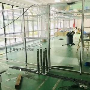 梓净洁净棚主要特点模块化组装式结构设计(支架式,100级,FFU)