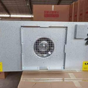 FFU风机过滤器单元应用于哪些领域(无尘室,洁净工作台,洁净棚)
