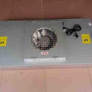 FFU风机过滤机组特别适合组装成超净生产线