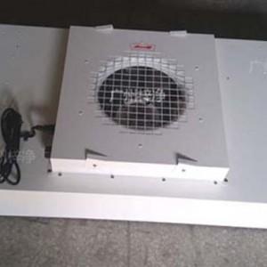 FFU的无尘间洁净度闭环控制系统