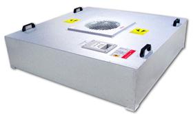 FFU工作时间长,低噪声,免维护,震动小,可无级调速,风速均匀,安装方便等。