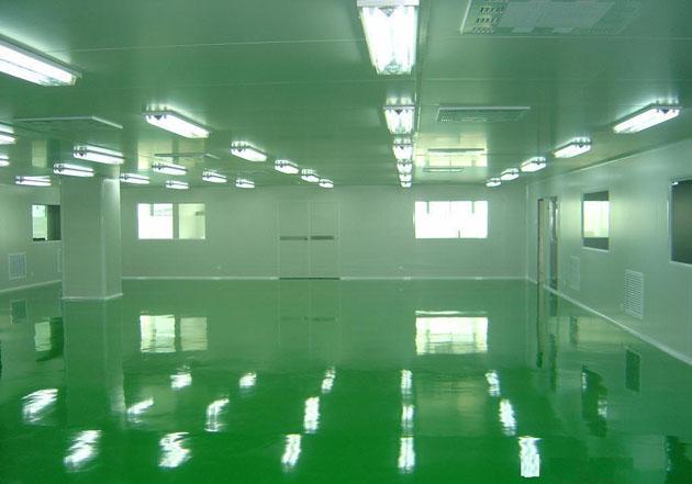 洁净室(Clean Room),亦称无尘车间、无尘室或清净室。