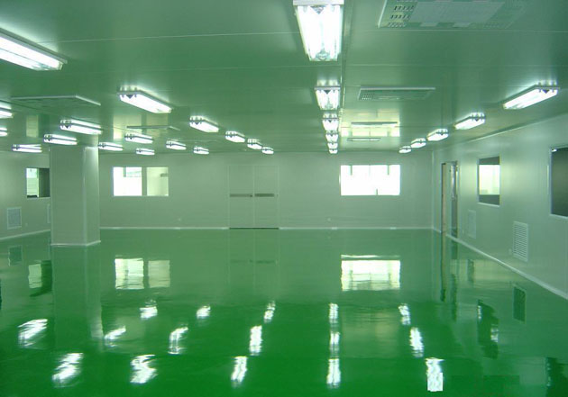 FFU应用于洁净厂房