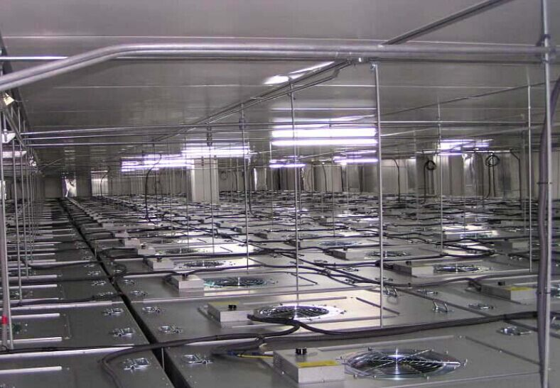 FFU吊顶系统