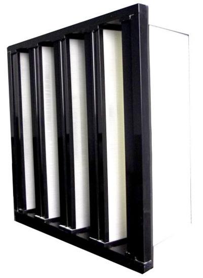 组合式亚高效过滤器也叫W型箱式尘网,一般采用超细防潮内火的超细玻璃纤维或者PP料做成,适用于恒定气流和可变气流的空调系统。,