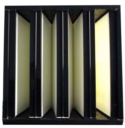 组合式亚高效过滤器用于一般洁净室预过滤,用于风量大、阻力低的通风洁净环境。