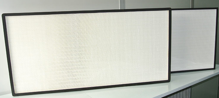 1175无隔板高效过滤器主要用于洁净度级别等于或高于100级的洁净车间