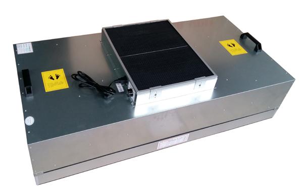 百级FFU层流罩是洁净度要求较高场合最好的净化设备之一。