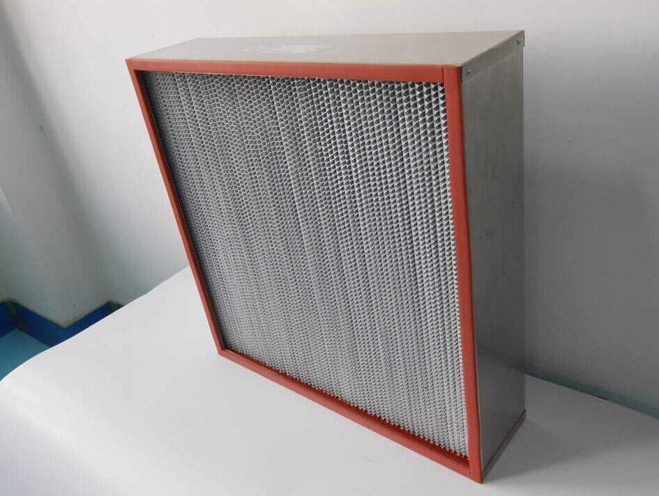 260度耐高温高效过滤器样品图片