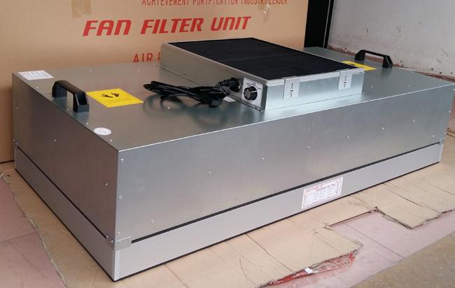 1175-575-320镀铝锌板FFU,高效外框为铝框