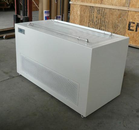 层流罩是能将操作员与产品屏蔽隔离的设备之一,其主要用途是避免产品污染。