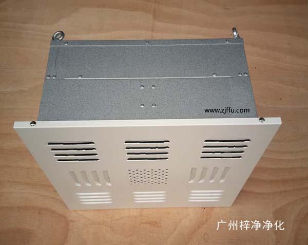 500风量高效送风口静压箱