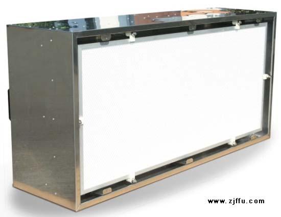 液槽密封式FFU高效过滤器