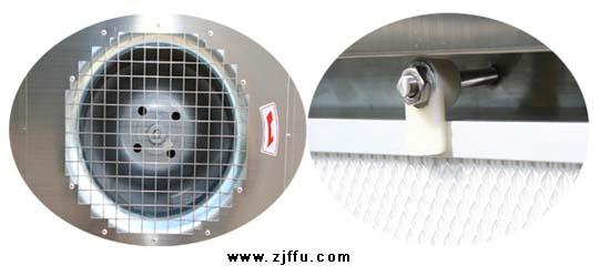 液槽密封式FFU高效过滤器固定方式