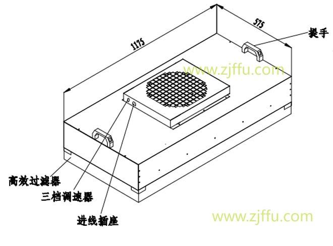 1175-575标准FFU图纸