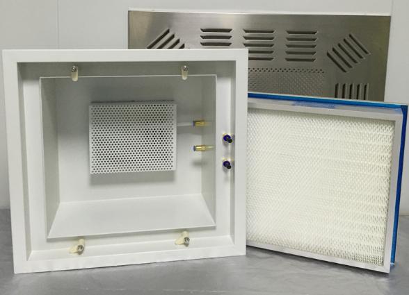 液槽式高效送风口及液槽高效过滤器