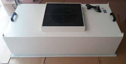 FFU是指风机加初效过滤器和高效过滤器