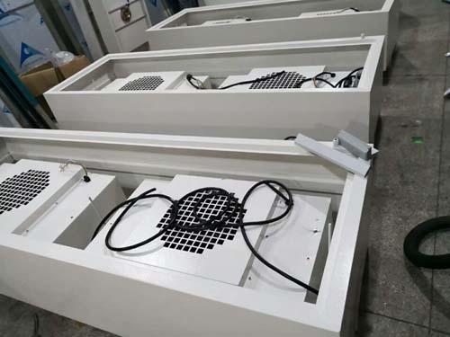 FFU风机过滤单元选择和安装