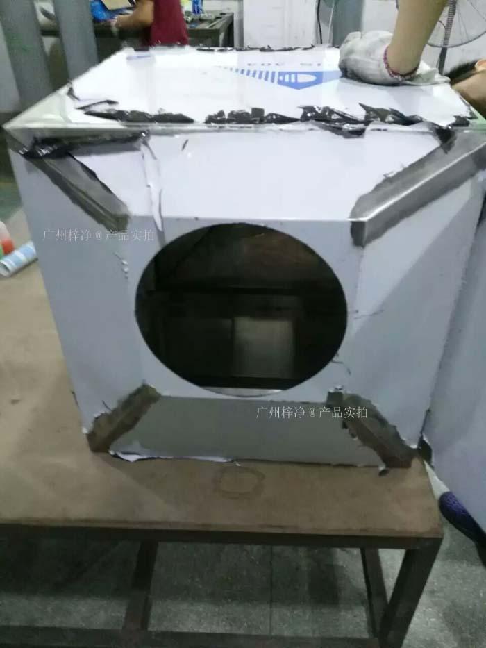 不锈钢空气过滤箱