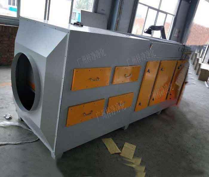 空气过滤箱它也可以叫增压新风柜,新风过滤箱