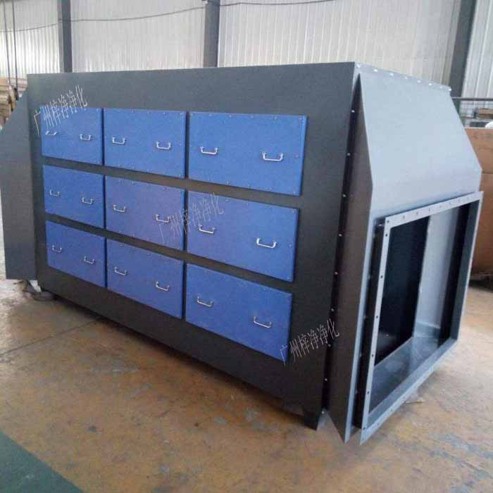 空气过滤箱是食品进行QS认证时所必须使用的一种空气净化设备