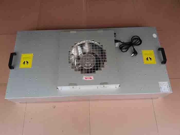 FFU风机过滤机组广泛主要应用于无尘室、洁净生产线、超净工作台,洁净棚,百级无尘车间,组装式洁净室和局部百级等应用场合。