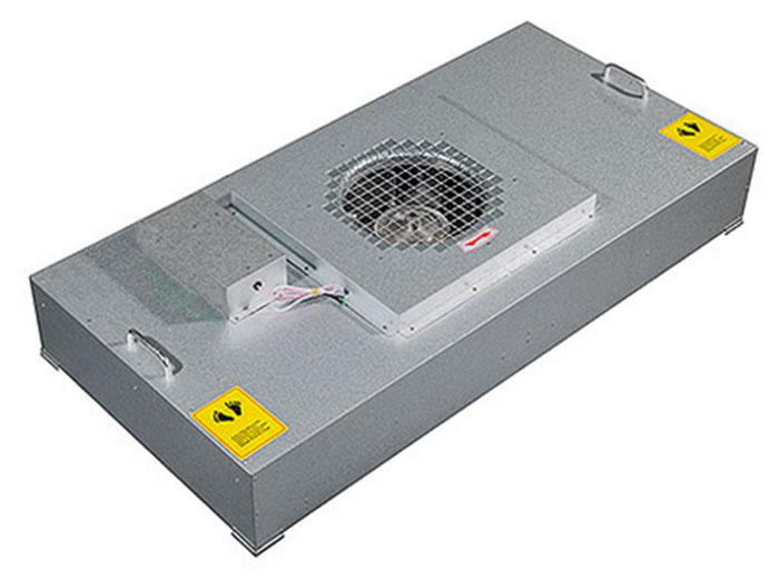 风机过滤单元FFU是可以单独或模块化安装使用的层流过滤送风单元,以FFU为核心可以制作洁净棚、洁净工作台、洁净生产线等各种要求的洁净空间和局部净化设备。